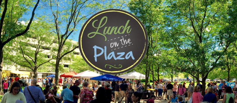 Lunch On The Plaza 2016