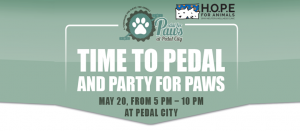 PedalForPaws